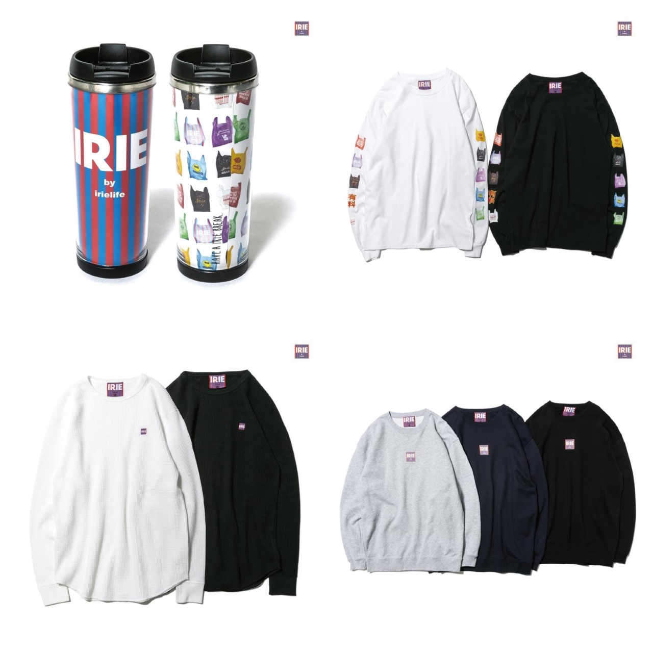 NEW ARRIVAL!! -IRIE by irielife-