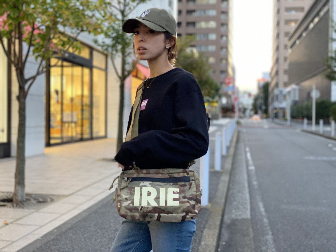 IRIE 2020AW STYLING