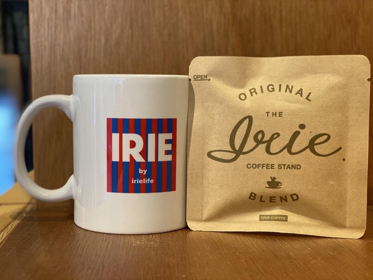 IRIE DRIP COFFEE ♬